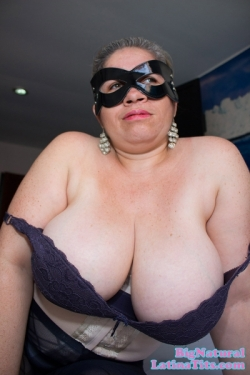 Rosario And Her Massive 48G Mammaries