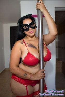 Sucking, Titty Fucking, Hand Job… Carmen Does It All