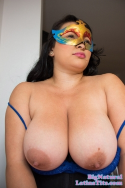 BNLT VIP Liseth Reyes And Her All Natural Tits