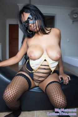 Lina Returns For Some More Big Tit Loving
